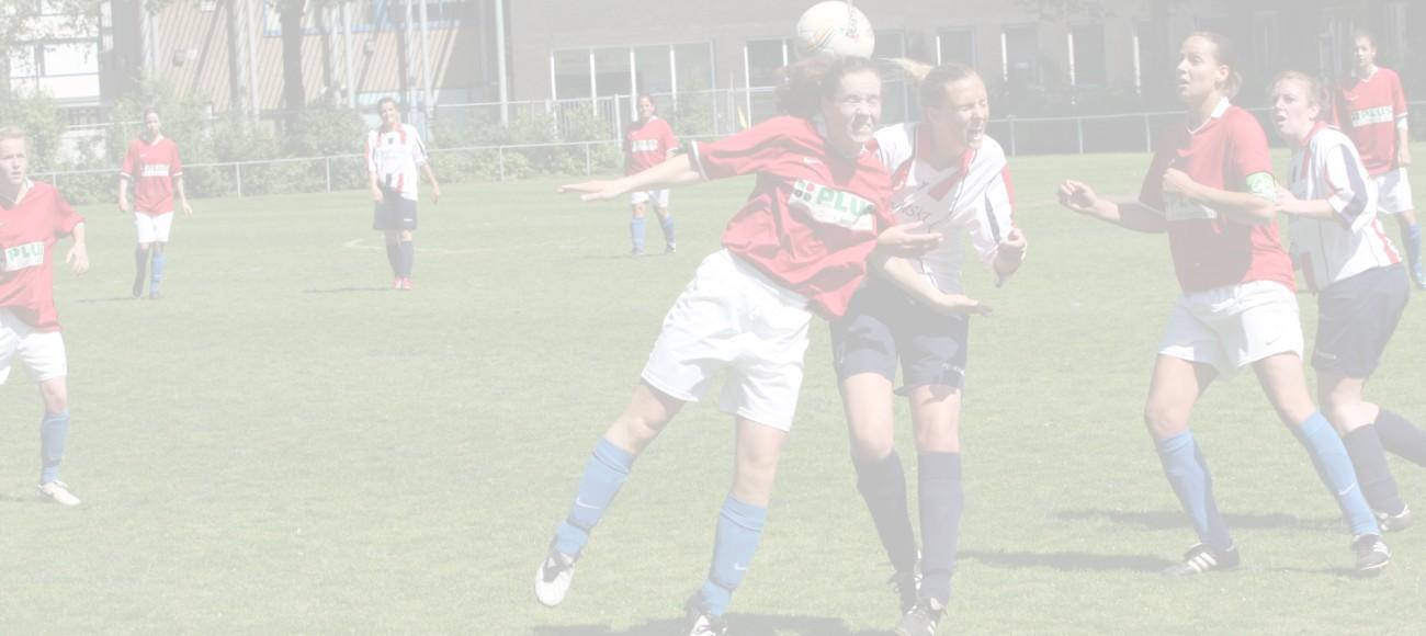 Vrouwenvoetbal; Meer dan 150 vrouwen spelen bij SV Venray
